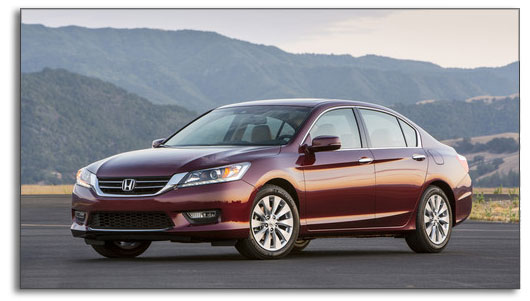 High Quality 2013 Honda Accord Sedan EX L. Some Of The Gas Mileage ...