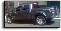 Ford F-150 EcoBoost SuperCrew 4x4 - streetview