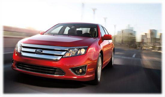 The Ford Fusion Hybrid's gas mileage ratings are 41 city / 36 highway MPG.