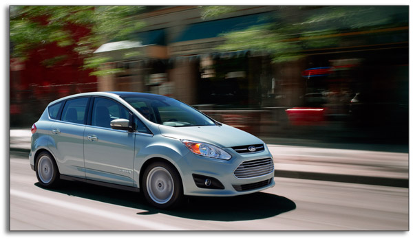 Will the Ford C-Max Hybrid replace the Crown Victoria as Taxi of Choice?