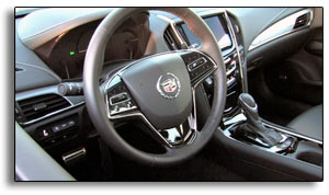 ATS Steering Wheel