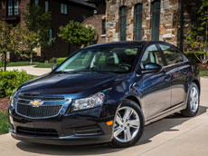 2014 Chevy Cruze Turbo Diesel
