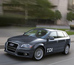 Audi A3 TDI - five door