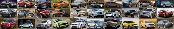 29 SUVs and Crossovers that Good Gas Mileage
