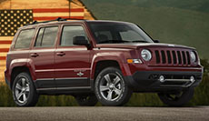 Jeep Patriot SUV