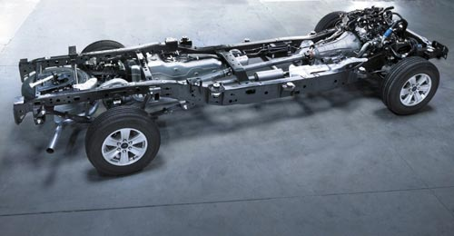 high strength military grade aluminum alloy body and steel frame safety iihs confirms that 2015 ford f 150